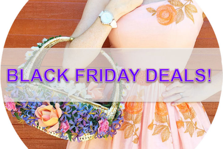Black Friday Deals 2017 - The Dressed Aesthetic