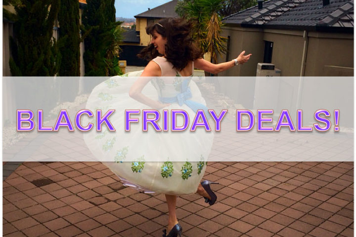 Shop Till You Drop: Black Friday Deals! - The Dressed Aesthetic