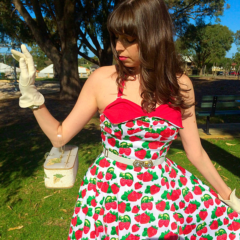 Collectif Review: Strawberry Fields Forever - The Dressed Aesthetic