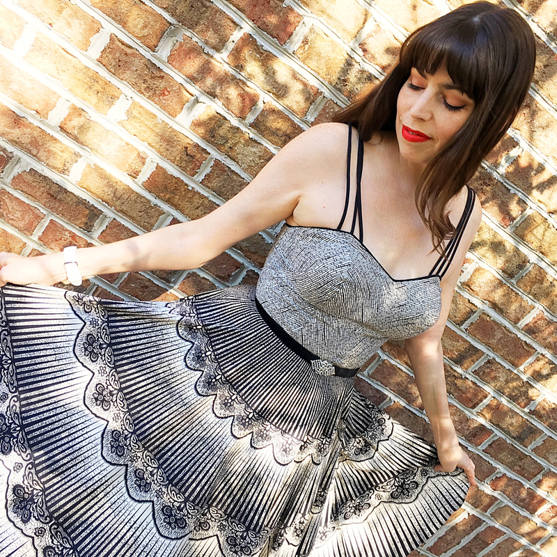 Daisy Jean Floral: As A Cat Does... - The Dressed Aesthetic
