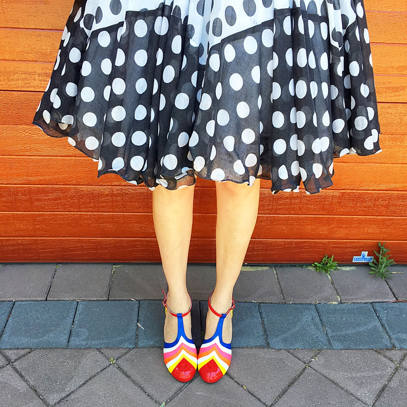 Dot, Dot, Dot... - The Dressed Aesthetic