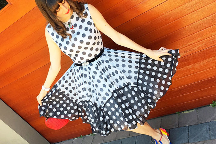 Dot, Dot, Dot... - The Dressed Aesthetic