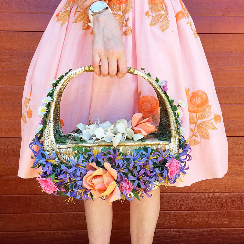 The Earth Laughs in Flowers - The Dressed Aesthetic