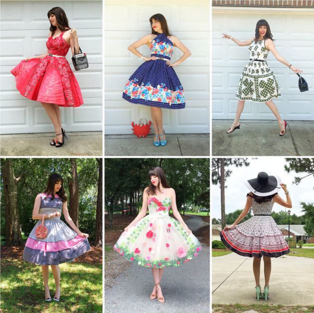 {Favorites} Falling From Summer - The Dressed Aesthetic