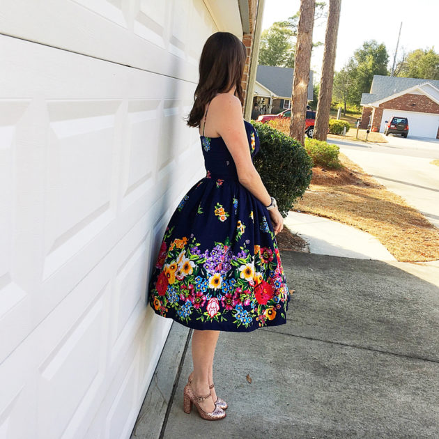 {Review} The Grace Dress by Hearts and Found - The Dressed Aesthetic