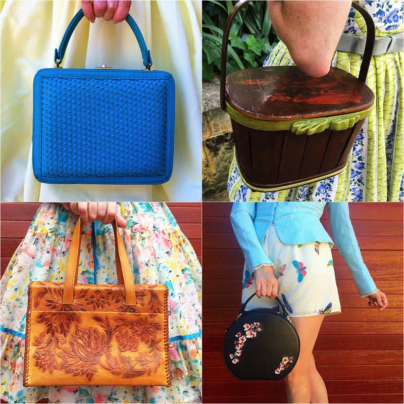 Handbag on Heart - The Dressed Aesthetic