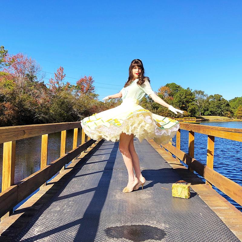 Pocket Full of Sunshine: Introducing Maison Murasaki - The Dressed Aesthetic