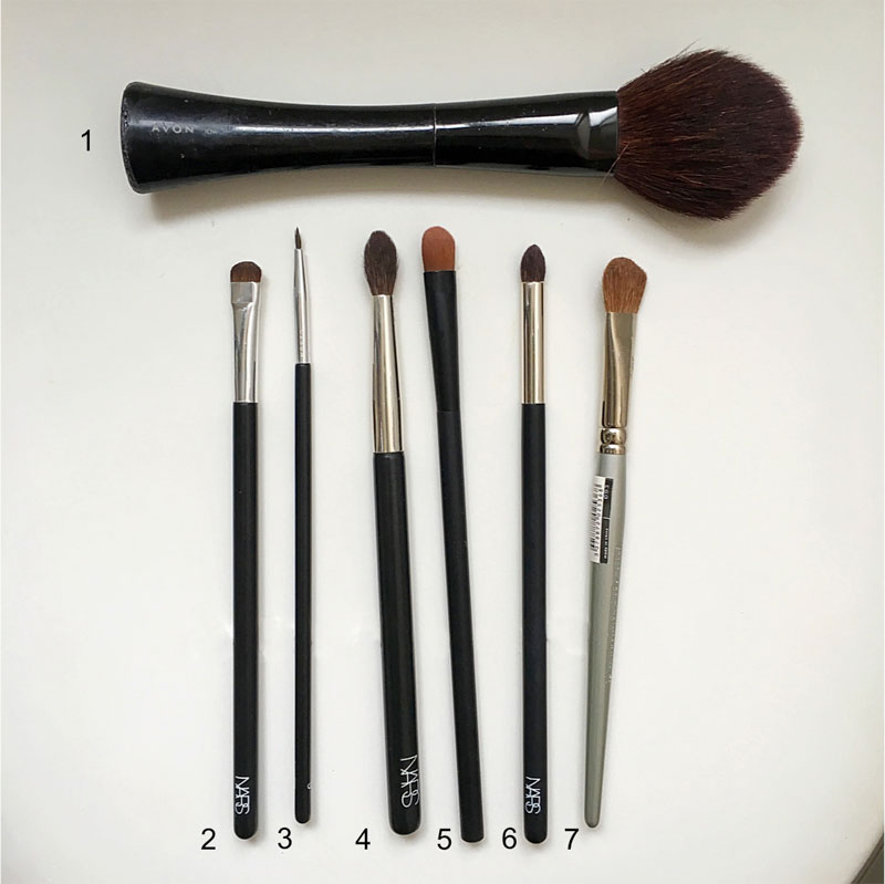 {Beauty Bar} : My Makeup Must-Haves - The Dressed Aesthetic