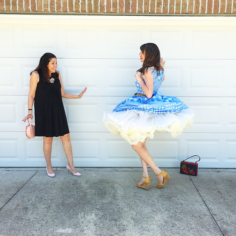 Mom & Me - The Dressed Aesthetic