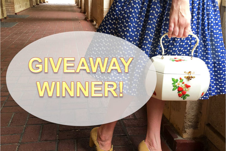 Winner: Nicole Elaine Vintage Giveaway - The Dressed Aesthetic
