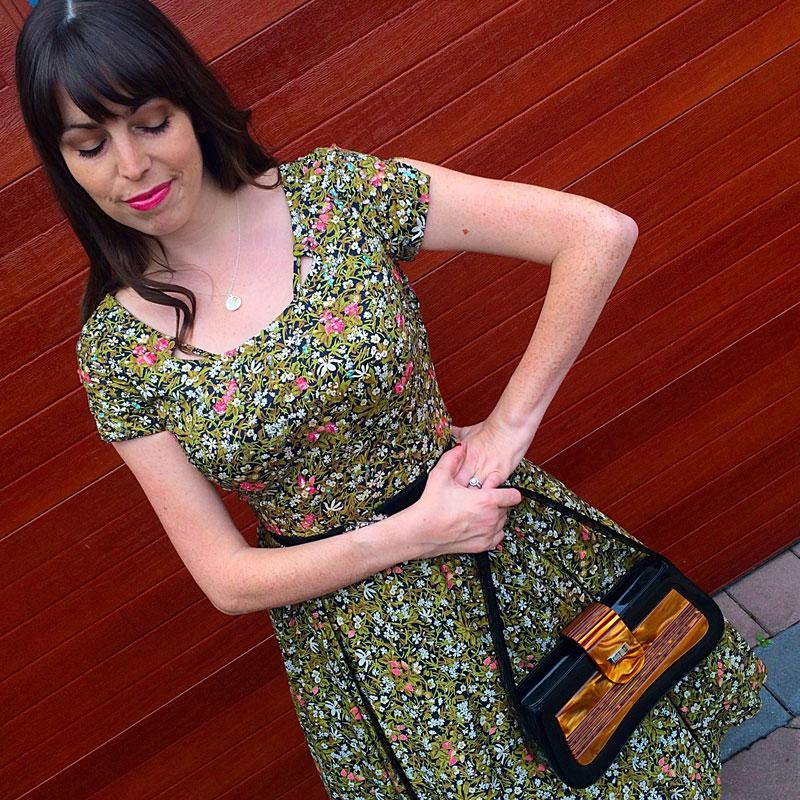 Happy Blog-Aversary - The Dressed Aesthetic