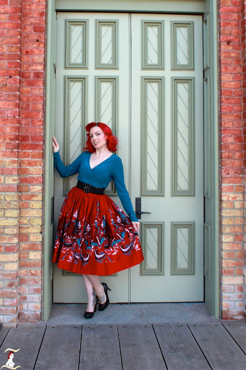Smart, Sassy and Stylish: Pinup Persuasion - The Dressed Aesthetic