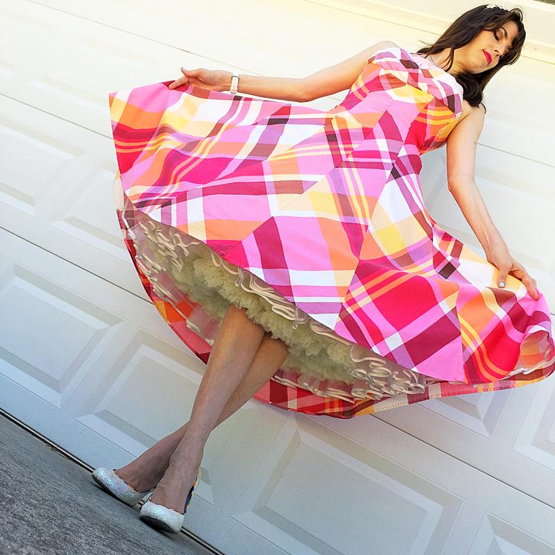 Plaid Averse - The Dressed Aesthetic