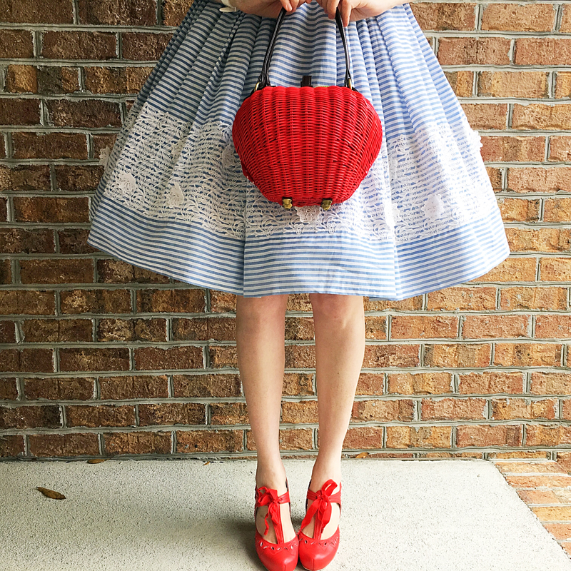 Purposeful Repurposing - The Dressed Aesthetic