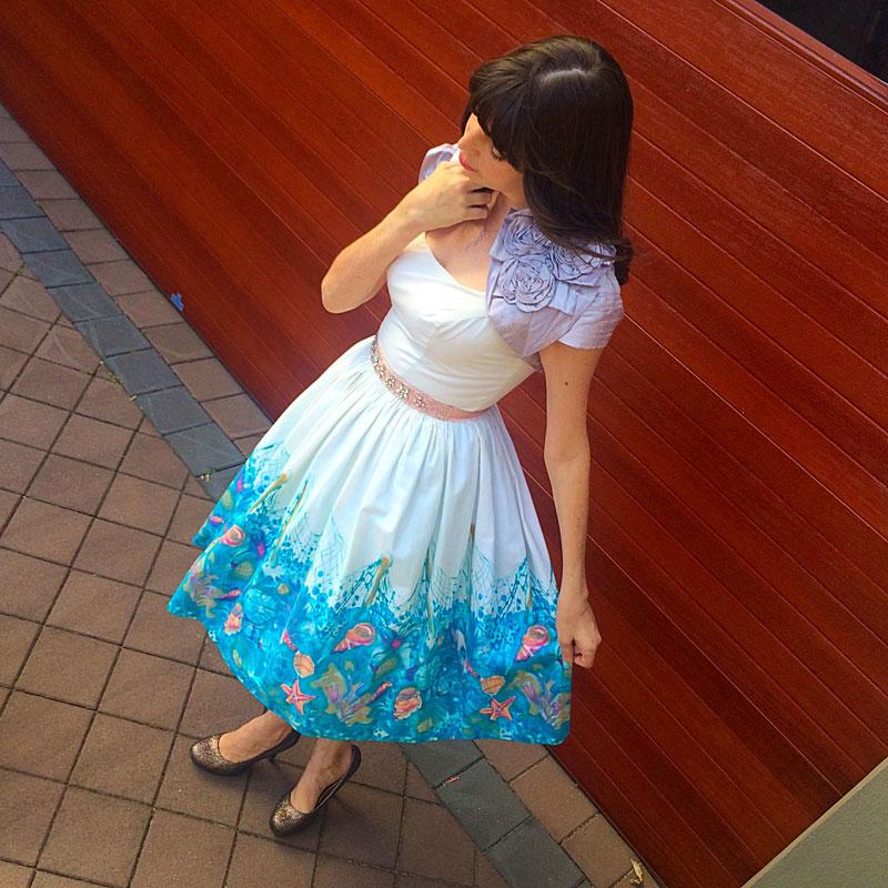 She Sells Seashells - The Dressed Aesthetic