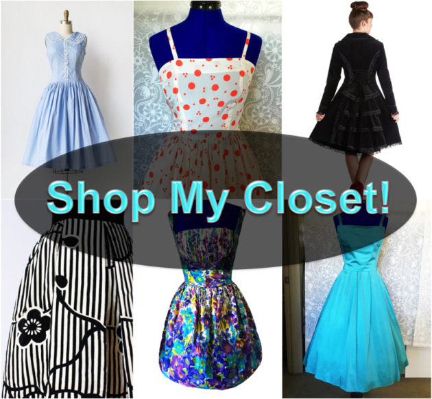 Shop My Closet #2 - The Dressed Aesthetic