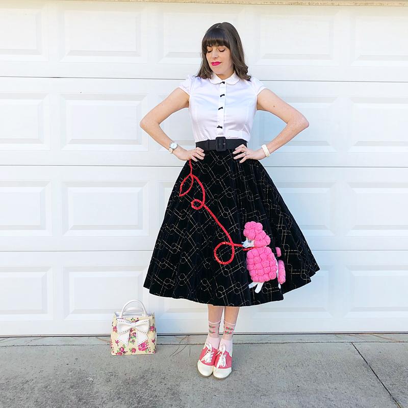 Sock Hop - The Dressed Aesthetic
