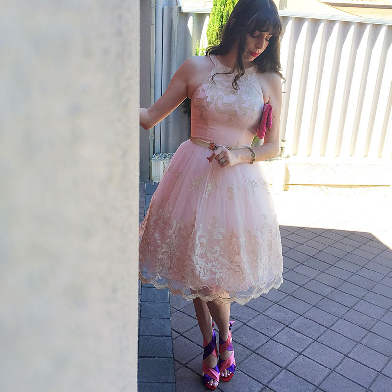Wardrobe Weaponry - The Dressed Aesthetic (CHI CHI LONDON LEIGH DRESS)