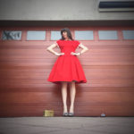 {Vintage Repair} : Well Red - The Dressed Aesthetic