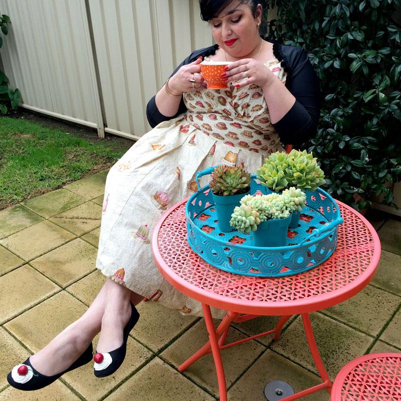 DIY: Cherry Delight - The Dressed Aesthetic