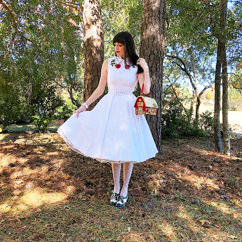 White After Labor Day - The Dressed Aesthetic