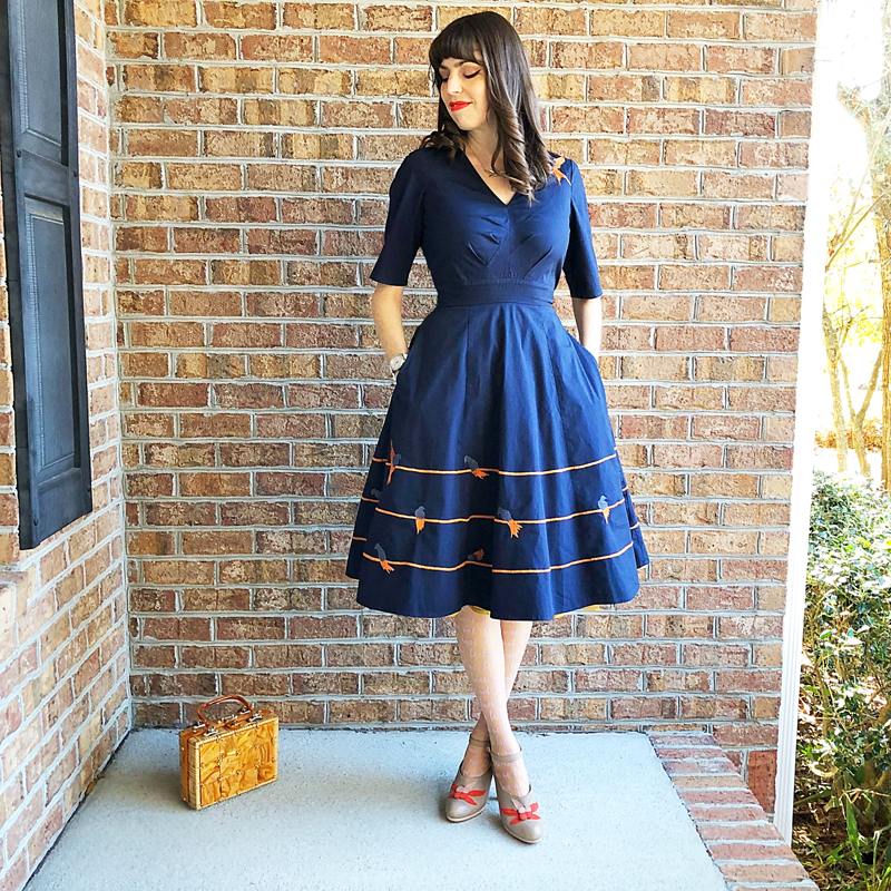 9836c9f49fa  Review  eShakti Bird on a Wire - The Dressed Aesthetic ...