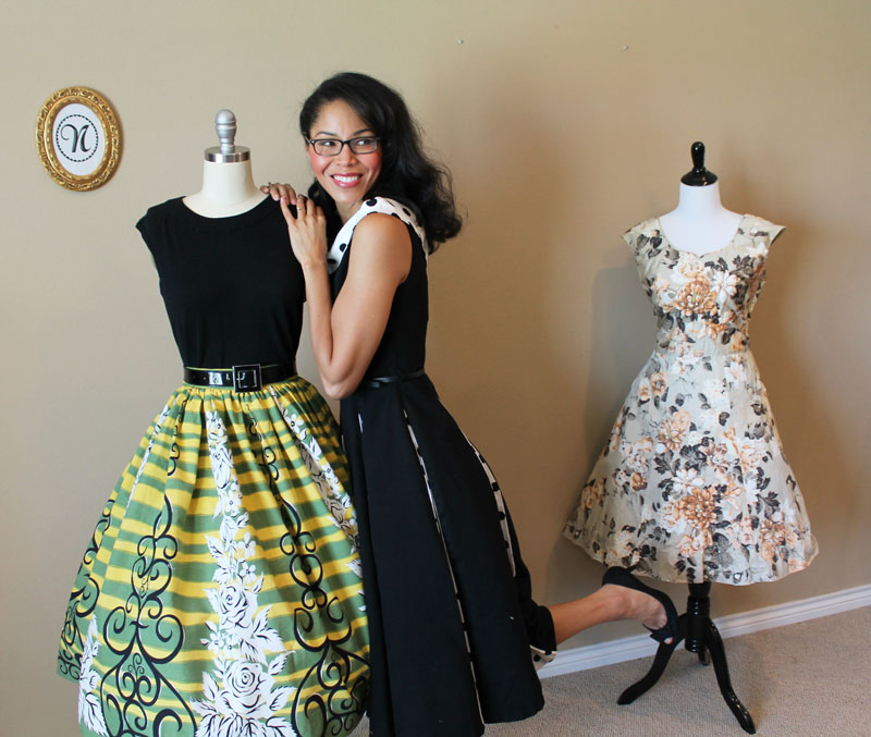 {Giveaway} The #vintagegeneration - The Dressed Aesthetic