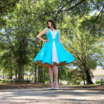 {Sewing} I've Got the Blues - The Dressed Aesthetic